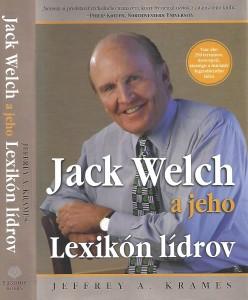 Kniha_Jack Welch a jeho Lexikon lidrov