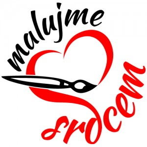 Logo Malujme srdcem